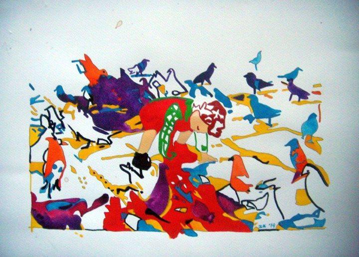 Feed the Birds 2/II