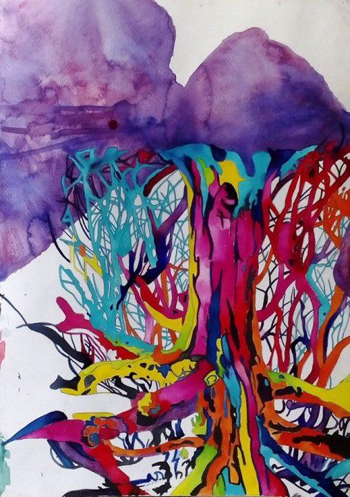 Secret Life of Trees 4/IV